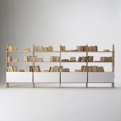 Cavalletto | Shelves | Agapecasa