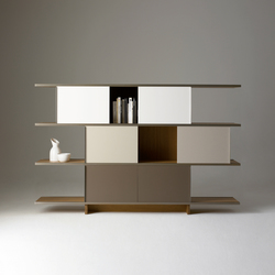 Multiuse | Shelving systems | Agapecasa