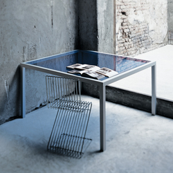 Go on Evolution 45 | Dining tables | Glas Italia