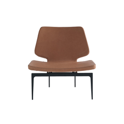 Werner | Lounge chairs | LEMA