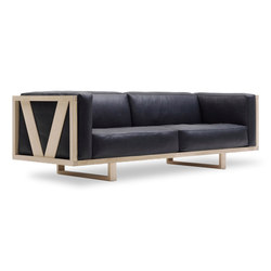 Frame EJ 555 | Divani lounge | Erik Jørgensen