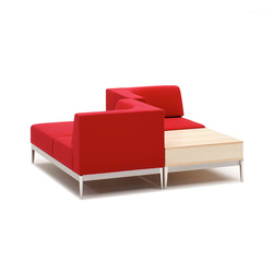 Euphoria XXI Sofa | Seating islands | GRASSOLER