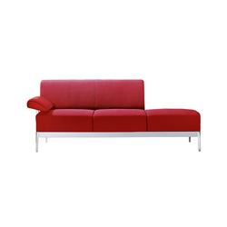 Euphoria XXI Recamiere | Lounge sofas | GRASSOLER