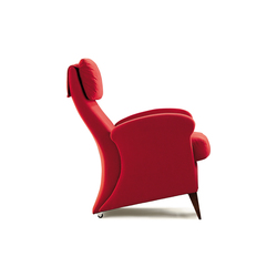 Koly Armchair | Lounge chairs | GRASSOLER