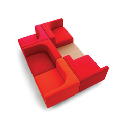 Seating islands | Seating