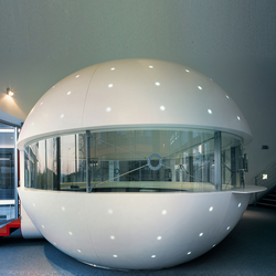 Ball reception | Reception desks | AMOS DESIGN