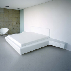 Whiteline bed | Camas dobles | AMOS DESIGN