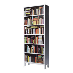 Bookshelf Cupboard | Armadi | Skitsch by Hub Design