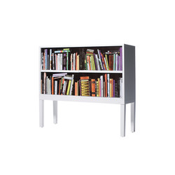 Bookshelf Sideboard | Sideboards / Kommoden | Skitsch by Hub Design