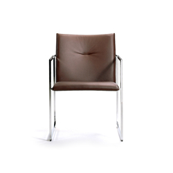 Frame | Visitors chairs / Side chairs | Arco