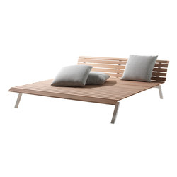 Forrest | double bed | Doppelbetten | Skitsch by Hub Design