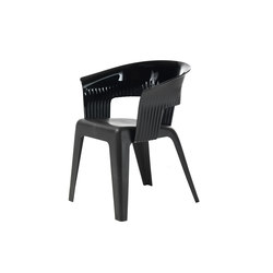 Madeira Black | Multipurpose chairs | Skitsch by Hub Design