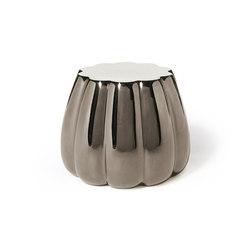 Oppiacei Senecio Cineraria platinum | Garden stools | Skitsch by Hub Design