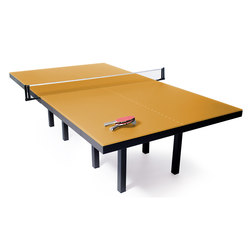 Pang Table | double | Game tables / Billiard tables | Skitsch by Hub Design