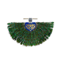 The Solitaire Punkah - The Peacock | Ventiladores | Oliver Kessler