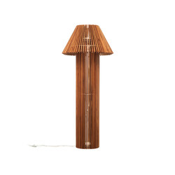 Wood | floor lamp