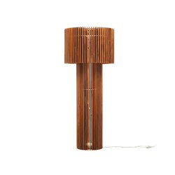 Wood | floor lamp | Free-standing lights | Skitsch by Hub Design