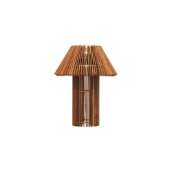 Wood | table lamp | Allgemeinbeleuchtung | Skitsch by Hub Design