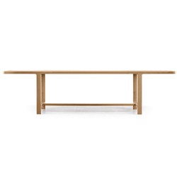 Emea Dining Table with 2 extensions | Tavoli da pranzo | Alki