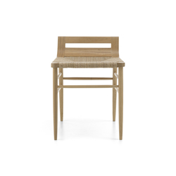 Kimua Low Back Chair | Hocker | Alki