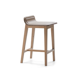 Laia Stool low back | Sgabelli bar | Alki