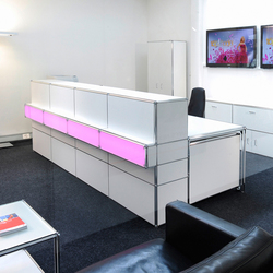 Welcomedesk | Banques d'accueil | Artmodul