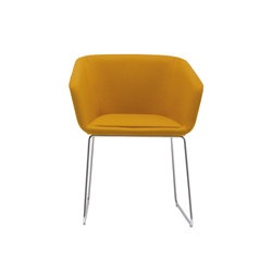 Nanda Comfort SO 2956 | Visitors chairs / Side chairs | Andreu World