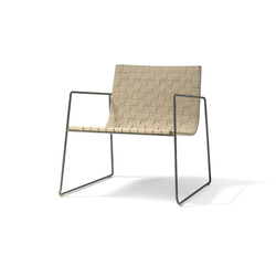 Trenza BU 0703 | Garden armchairs | Andreu World