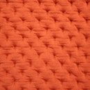 Stitch Orange | Wall fabrics | Innofa