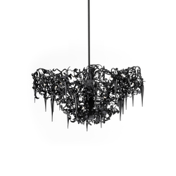 Flower Power chandelier | Ceiling suspended chandeliers | Brand van Egmond