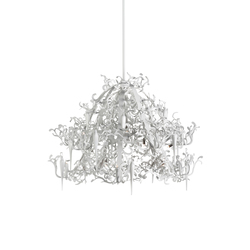 Flower Power chandelier | Lustres suspendus | Brand van Egmond