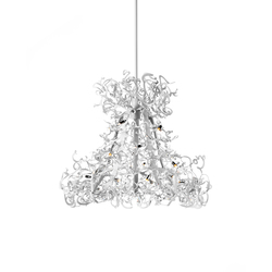 Icy Lady chandelier | Lámparas de techo | Brand van Egmond