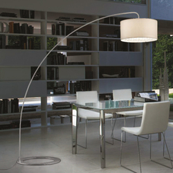 Ginger Floor lamp | Free-standing lights | LUCENTE