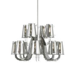 Lola chandelier | Lámparas de techo | Brand van Egmond