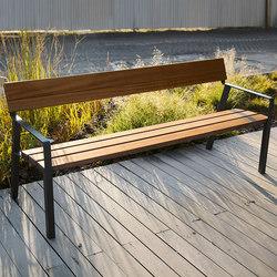 aviela | Park bench | Benches | mmcité