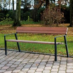 aviela Park bench | Exterior benches | mmcité
