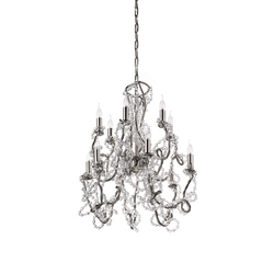 Coco chandelier round | Lustres suspendus | Brand van Egmond