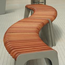 brunea Park bench | Exterior benches | mmcité