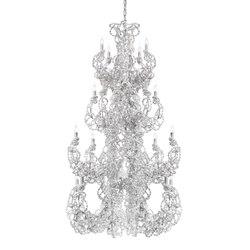 Coco special 200 chandelier round | Lustres suspendus | Brand van Egmond