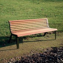 diva Park bench | Exterior benches | mmcité