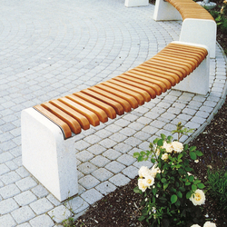 forma Park bench | Panche da esterno | mmcité