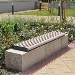 forma | Wall-mounted bench | Panche da esterno | mmcité
