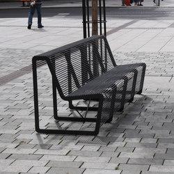limpido Park bench | Exterior chairs | mmcité