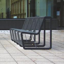 limpido | Parkbank | Stühle | mmcité