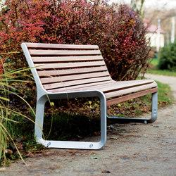 portiqoa Park bench | Exterior benches | mmcité