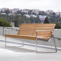 preva urbana |Park bench | Exterior benches | mmcité
