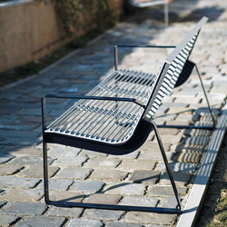 preva urbana Park bench | Exterior benches | mmcité