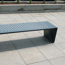radium Park bench | Exterior benches | mmcité