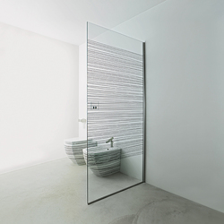 Flat D XG1 | Shower screens | Agape