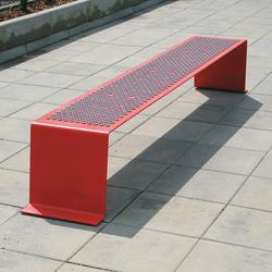 sinus Park bench | Exterior benches | mmcité